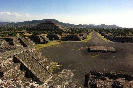 Учёные объяснили происхождение пирамид в Мексике