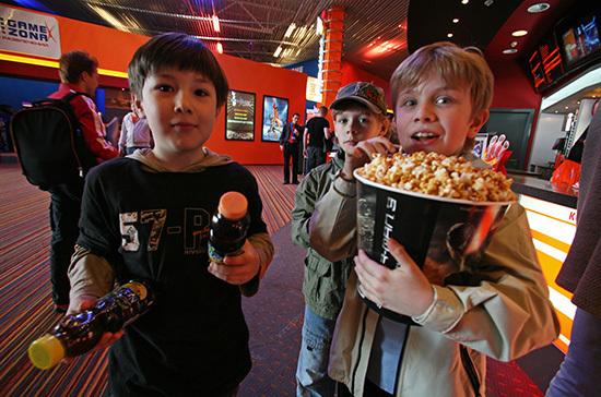 В России в середине июля откроются кинотеатры