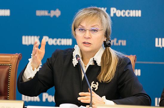 Памфилова объяснила, как граждане смогут проголосовать за поправки в Конституцию на дому