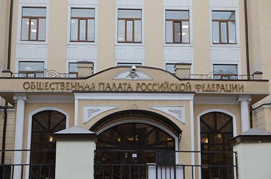 Депутаты не смогут стать членами Общественной палаты ни при каких обстоятельствах