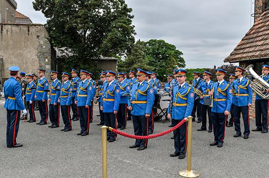 В Параде Победы в Москве примут участие 75 сербских военнослужащих