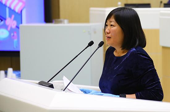 Бизнес-леди из списка Forbes рассказала в Совете Федерации о необходимых мерах поддержки предпринимателей