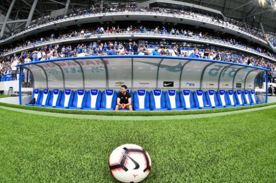 Свищев: болельщики должны понять необходимость посещать матчи на стадионах в масках и перчатках