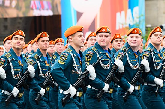 Участвовать в параде Победы в Москве пригласили военных 19 стран