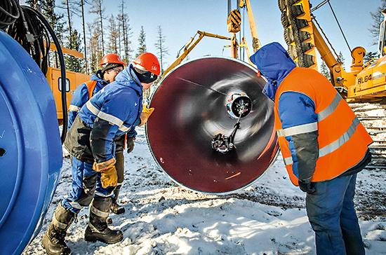 Газовиков обяжут создавать условия для подключения новых объектов к газораспределительным сетям