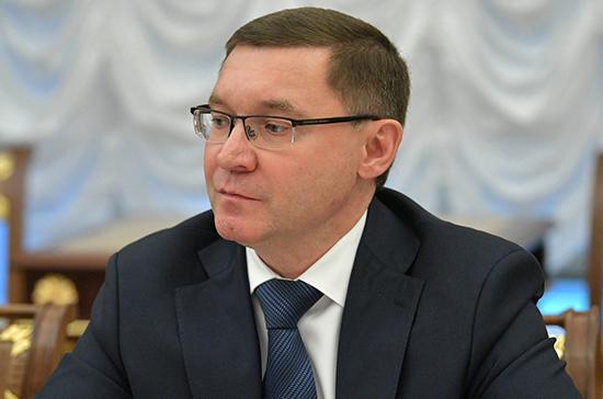 Министр строительства и ЖКХ Якушев выступит в Совете Федерации