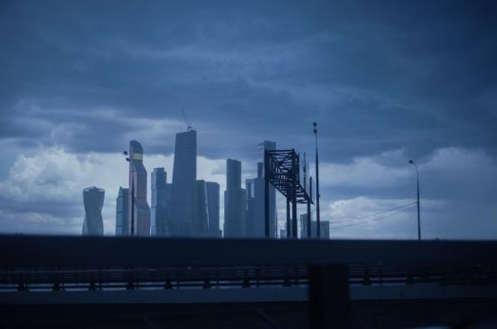 Москвичей предупредили о сильном дожде 3 июня
