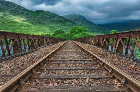 Следователи возбудили дело после обрушения моста в Мурманской области