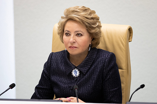 Матвиенко сообщила о решении вопроса с покрытием долгов детского лагеря в Болгарии