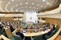 Сенаторы поддержали комплекс мер по поддержке экономики и граждан при пандемии COVID-19