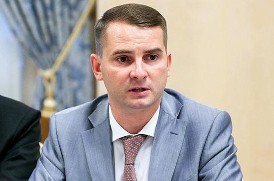 Нилов поддержал необходимость внесения в Трудовой кодекс норм об удалённой и комбинированной работе