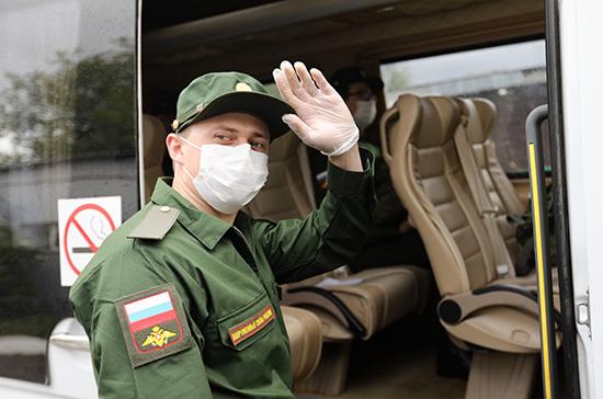В России перенесли сроки летних военных сборов студентов