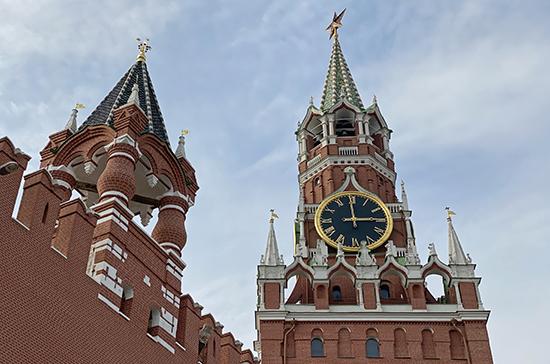 В Кремле не исключили возможность второй волны коронавируса