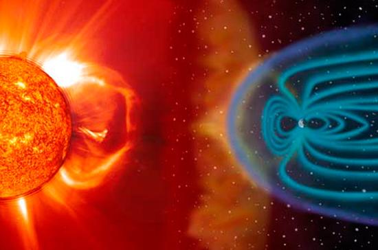 Эксперт рассказал о влиянии магнитных бурь на людей и технику
