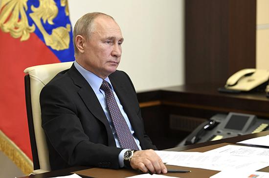 Путин пообещал найти формы поддержки приютов для животных