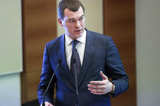 Дегтярев заявил о необходимости принятия нового федерального закона о спорте