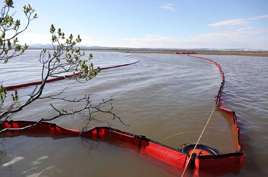 Подготовлен план очистки загрязнённых территорий под Норильском