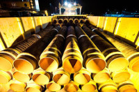 Германия может ввести штрафные пошлины на американский газ