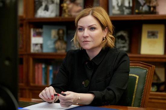 Ольга Любимова: за два месяца более 25 миллионов россиян посетили портал «Культура.РФ»