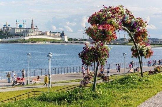 В Татарстане отменяют масочный режим в парках и скверах