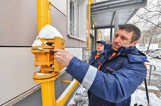 Президент призвал губернатора поднять уровень газификации Карелии