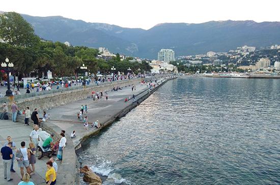 Крым откроется для туристов с 1 июля
