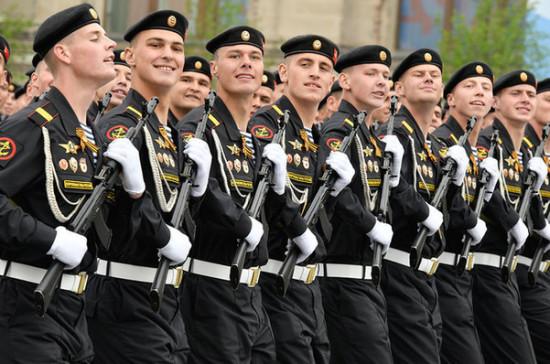В Волгограде провели репетицию Парада Победы