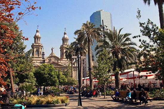 Чили закроет посольства в пяти странах