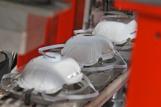 На маски и респираторы из Китая просят установить заградительные пошлины