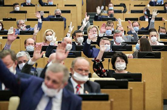 Депутаты Госдумы из-за сбоя автоматической системы вернулись к «традиционному» методу голосования