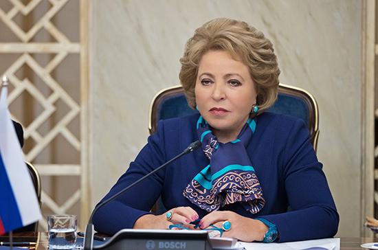 Матвиенко попросила министерства  разобраться с дефицитом бесконтактных термометров в регионах