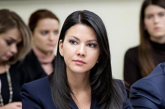 Депутат Госдумы Инга Юмашева перейдёт в Комитет по вопросам семьи, женщин и детей