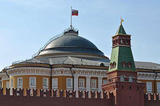 В Кремле указали на недопустимость ошибок на сайте про поправки в Конституцию