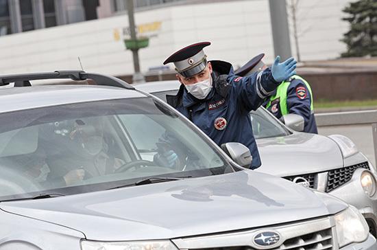 ГИБДД планирует внедрить новый метод проверки водителей на трезвость