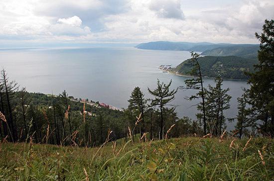 Лесные посёлки около Байкала собираются узаконить
