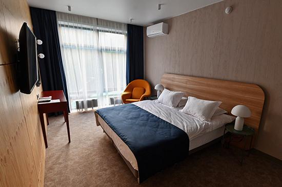 Отели и гостиницы Краснодарского края начнут принимать туристов с 12 июня