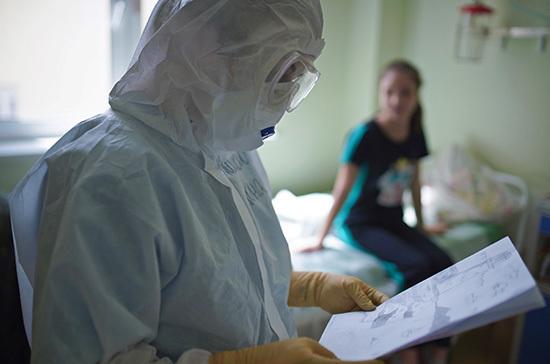 За минувшие сутки в России выявили 8987 случаев заражения коронавирусом