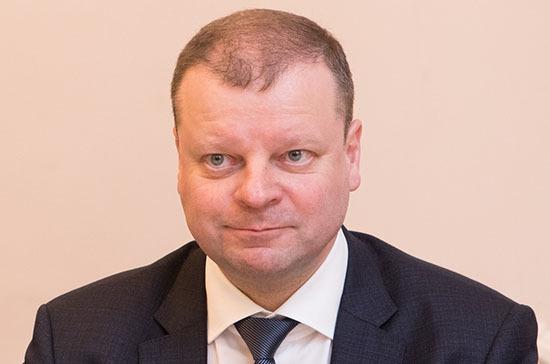 Литовский премьер осудил Латвию за отказ бойкотировать электроэнергию Белорусской АЭС