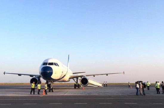 Два самолёта столкнулись на взлётной полосе в Пулково