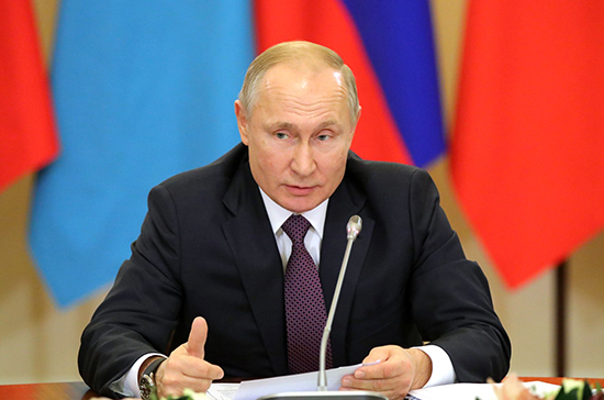 Путин: рост безработицы в России не такой драматичный, как в странах Европы