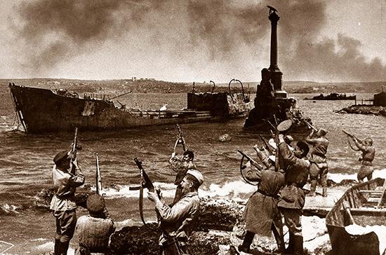 В России предложили создать международный фотобанк о Второй мировой войне