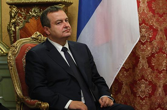 Глава МИД Сербии оценил роль России в достижении будущего решения по Косову