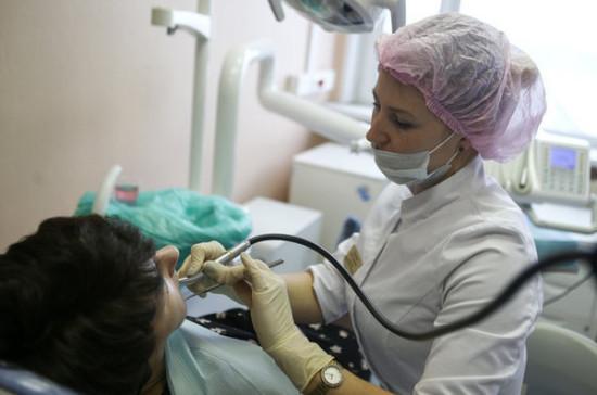 Москвичи смогут лечить зубы в плановом режиме