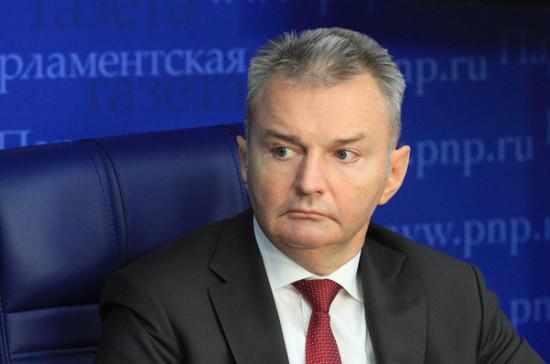 Игорь Каграманян сложил полномочия сенатора в связи с новым назначением