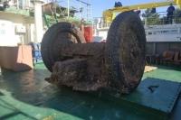 В ходе поисковых работ в Ленинградской области найдена полковая пушка времён ВОВ