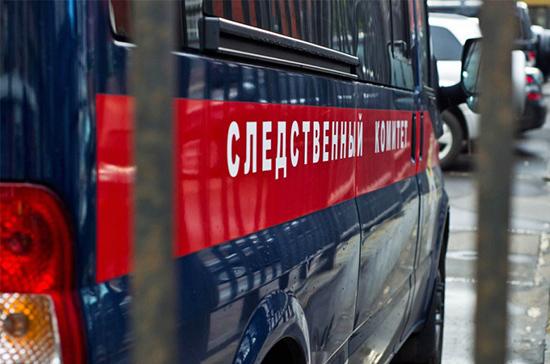СК возбудил дело по факту гибели четырех человек при стрельбе в жилом доме в Москве