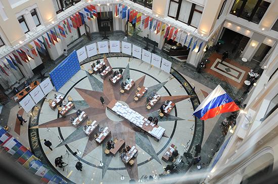 В Центризбиркоме расскажут о работе Информационного центра в день голосования по поправкам в Конституцию