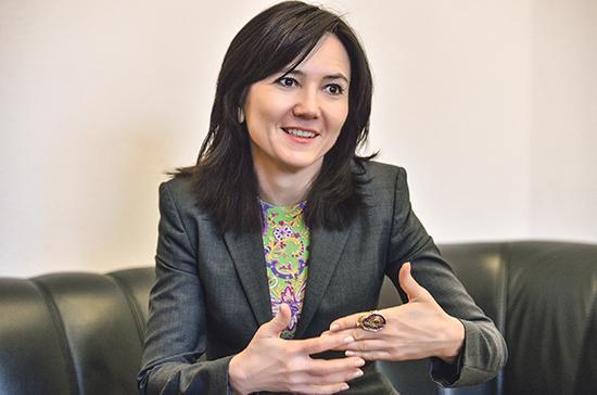 Лидия Михеева переизбрана секретарем Общественной палаты России