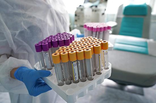 Первый этап исследования популяционного иммунитета к COVID-19 пройдет в июне в 22 регионах России