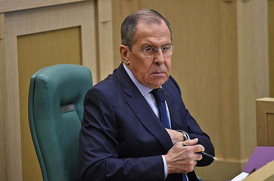 Лавров оценил позицию Венецианской комиссии по поправкам к Конституции России